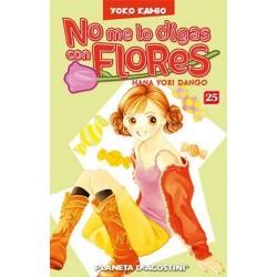 NO ME LO DIGAS CON FLORES Nº 25