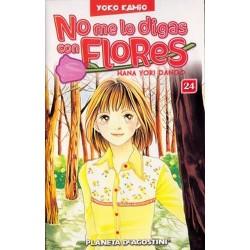 NO ME LO DIGAS CON FLORES Nº 24