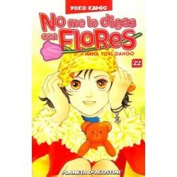 NO ME LO DIGAS CON FLORES Nº 22