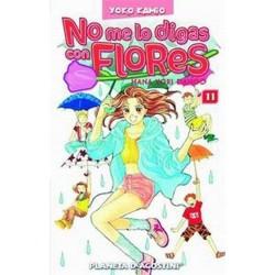 NO ME LO DIGAS CON FLORES Nº 11