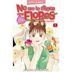 NO ME LO DIGAS CON FLORES Nº 5
