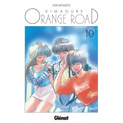 KIMAGURE ORANGE ROAD Nº 10