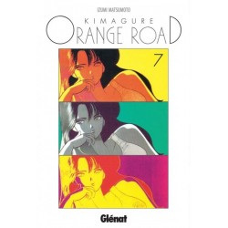 KIMAGURE ORANGE ROAD Nº 7