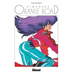 KIMAGURE ORANGE ROAD Nº 3