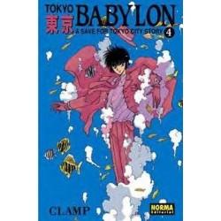 TOKYO BABYLON Nº 4