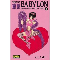 TOKYO BABYLON Nº 3
