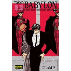 TOKYO BABYLON Nº 2