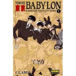 TOKYO BABYLON Nº 1