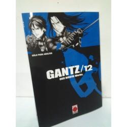 GANTZ Nº 12