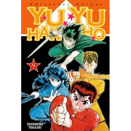 YU YU HAKUSHO Nº 9