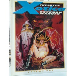 XOTICA: THE ART OF ESTEBAN MAROTO