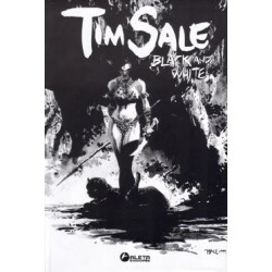 TIM SALE: BLACK AND WHITE
