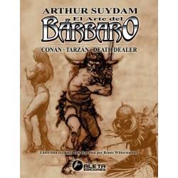 ARTHUR SUYDAM: EL ARTE DEL BÁRBARO