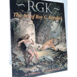 RGK: THE ART OF ROY G. KRENKEL