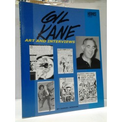GIL KANE: ART AND INTERVIEWS