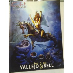 THE ART OF BORIS VALLEJO & JULIE BELL