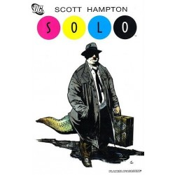 SOLO Nº 9 SCOTT HAMPTON