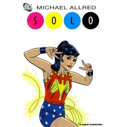 SOLO Nº 7 MICHAEL ALLRED