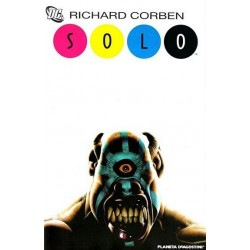 SOLO Nº 2 RICHARD CORBEN