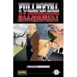 FULLMETAL ALCHEMIST Nº 11