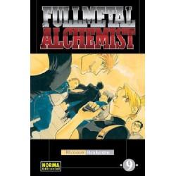 FULLMETAL ALCHEMIST Nº 9
