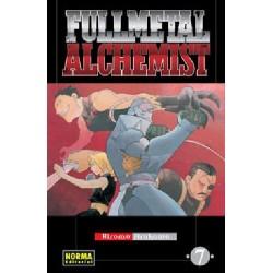 FULLMETAL ALCHEMIST Nº 7