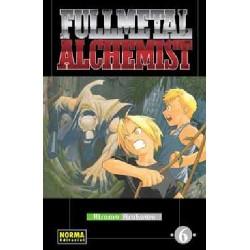 FULLMETAL ALCHEMIST Nº 6