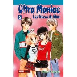 ULTRA MANIAC Nº 5