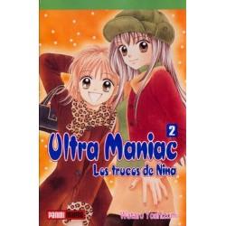 ULTRA MANIAC Nº 2