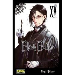 BLACK BUTLER Nº 15
