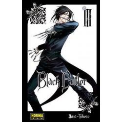 BLACK BUTLER Nº 3
