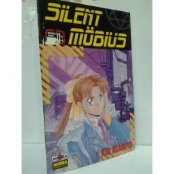 SILENT MOBIUS Nº 12 (PRECIO ARRANCADO)