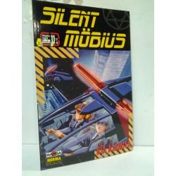 SILENT MOBIUS Nº 11