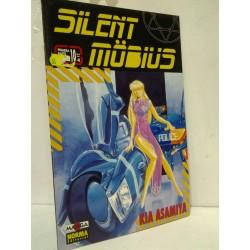 SILENT MOBIUS Nº 10