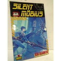 SILENT MOBIUS Nº 8