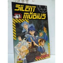 SILENT MOBIUS Nº 2