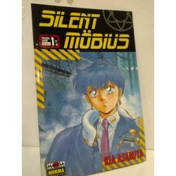 SILENT MOBIUS Nº 1