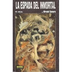 LA ESPADA DEL INMORTAL Nº 8