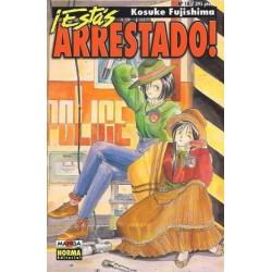 ESTÁS ARRESTADO Nº 10