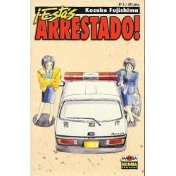 ESTÁS ARRESTADO Nº 3