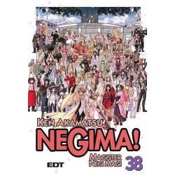 NEGIMA! MAGISTER NEGI MAGI 38