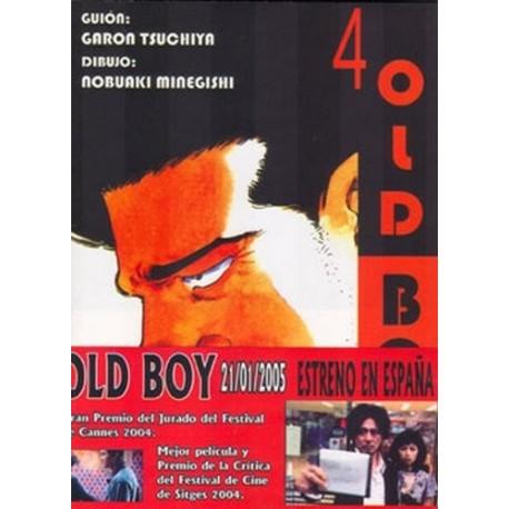OLD BOY Nº 4