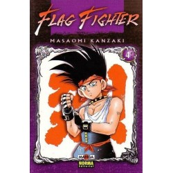 FLAG FIGHTER Nº 4
