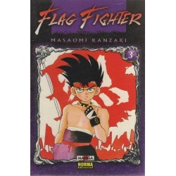 FLAG FIGHTER Nº 3