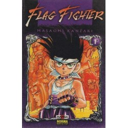 FLAG FIGHTER Nº 1