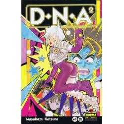 DNA2 Nº 1