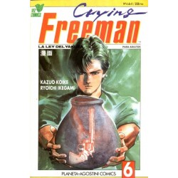 CRYING FREEMAN Nº 6