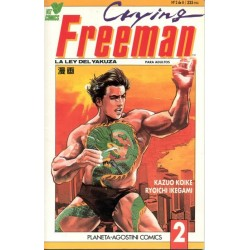 CRYING FREEMAN Nº 2