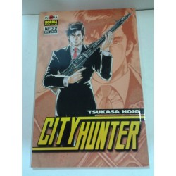 CITY HUNTER Nº 22