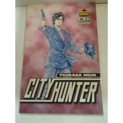 CITY HUNTER Nº 21